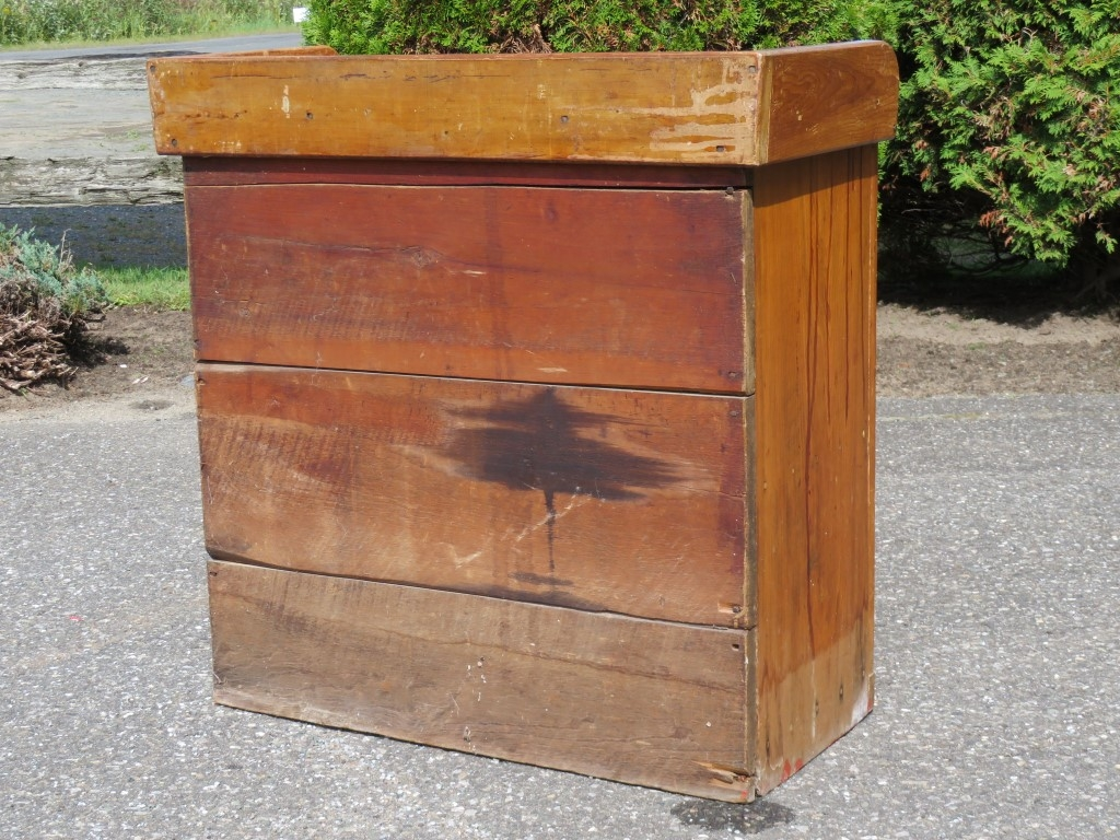 Wash stand chest 2