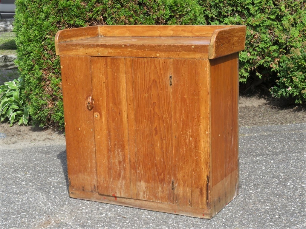 Wash stand chest 1