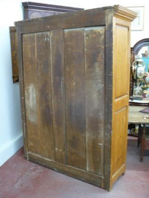 Magnifique armoire d'esprit Louis XV 11