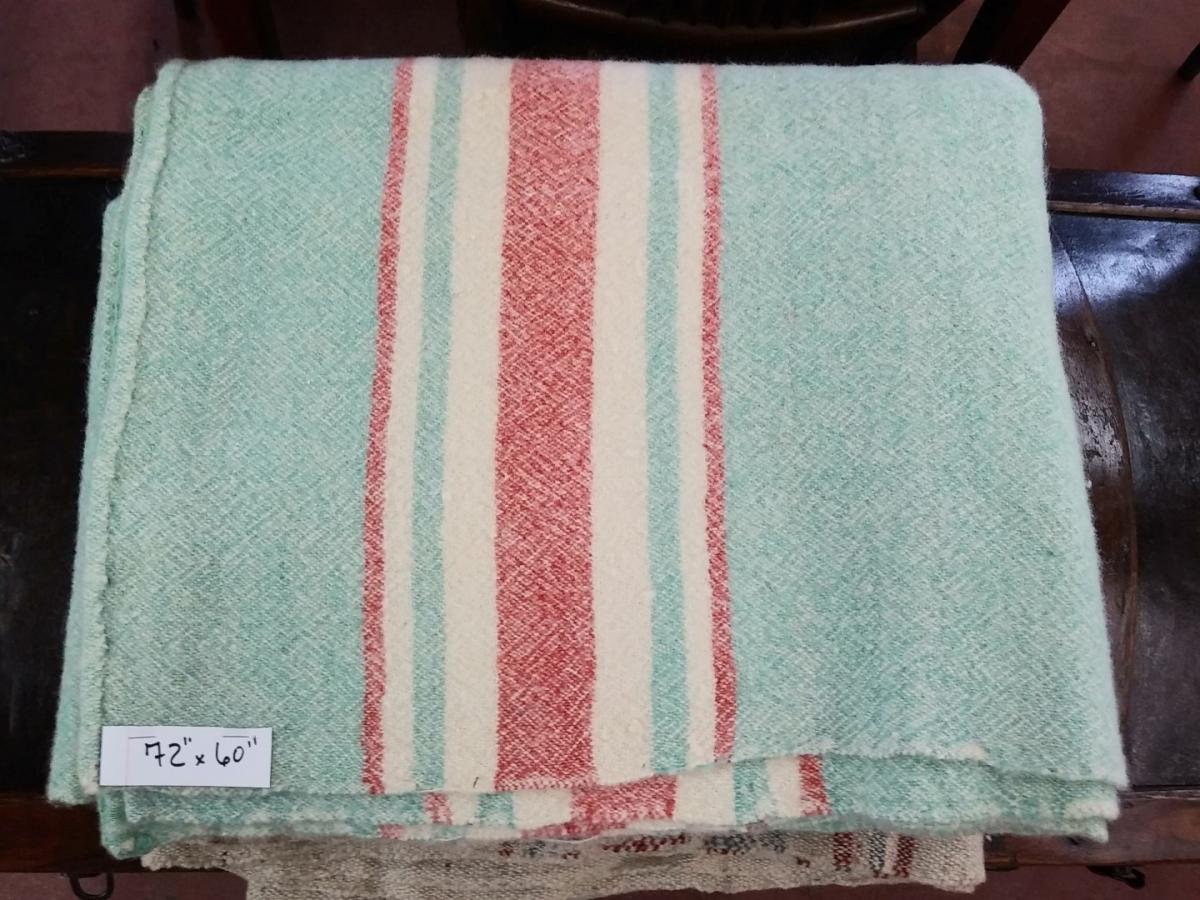 Très belle couvertures de laine 11
