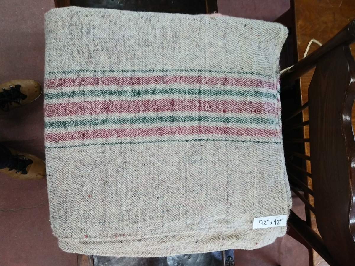 Très belle couvertures de laine 13