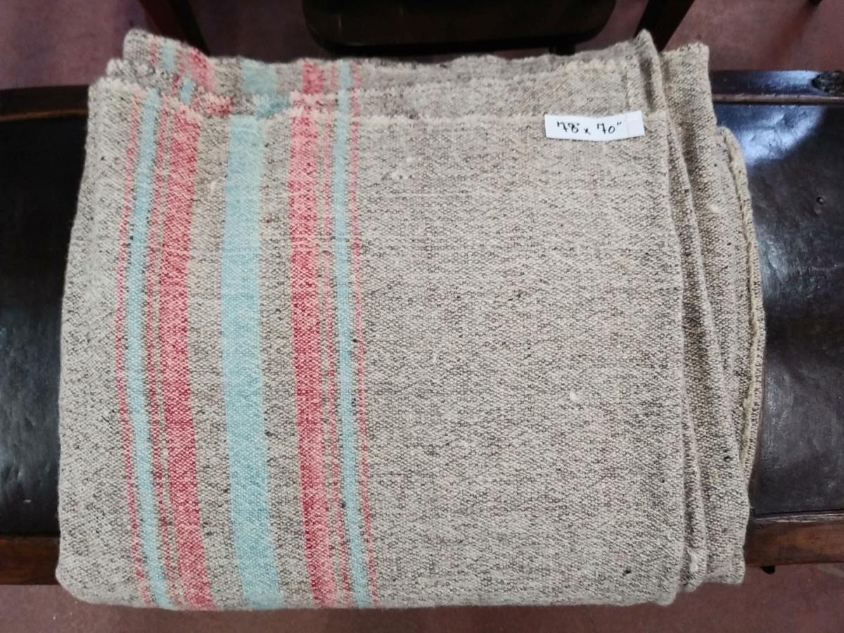 Très belle couvertures de laine 14