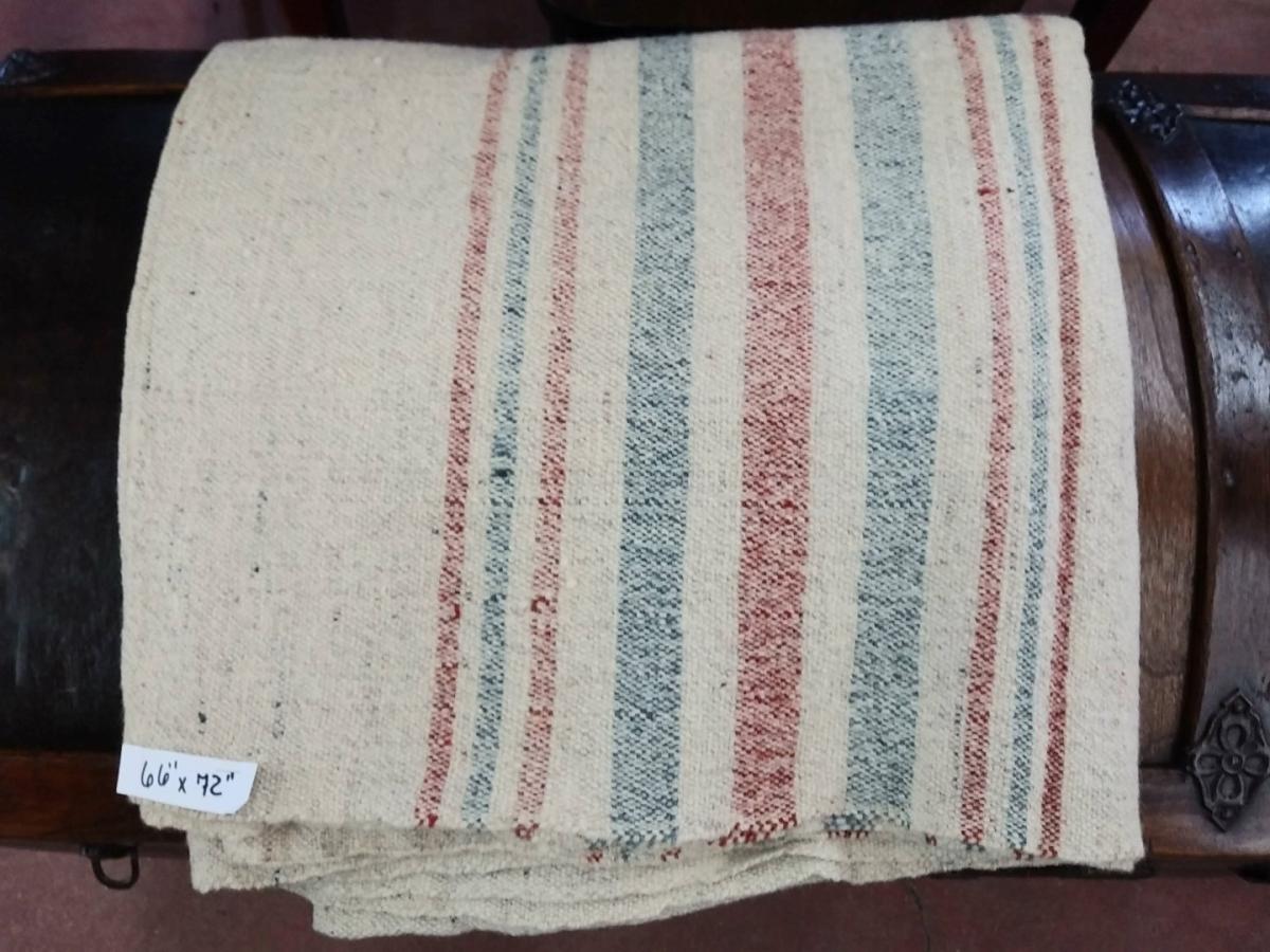 Très belle couvertures de laine 2