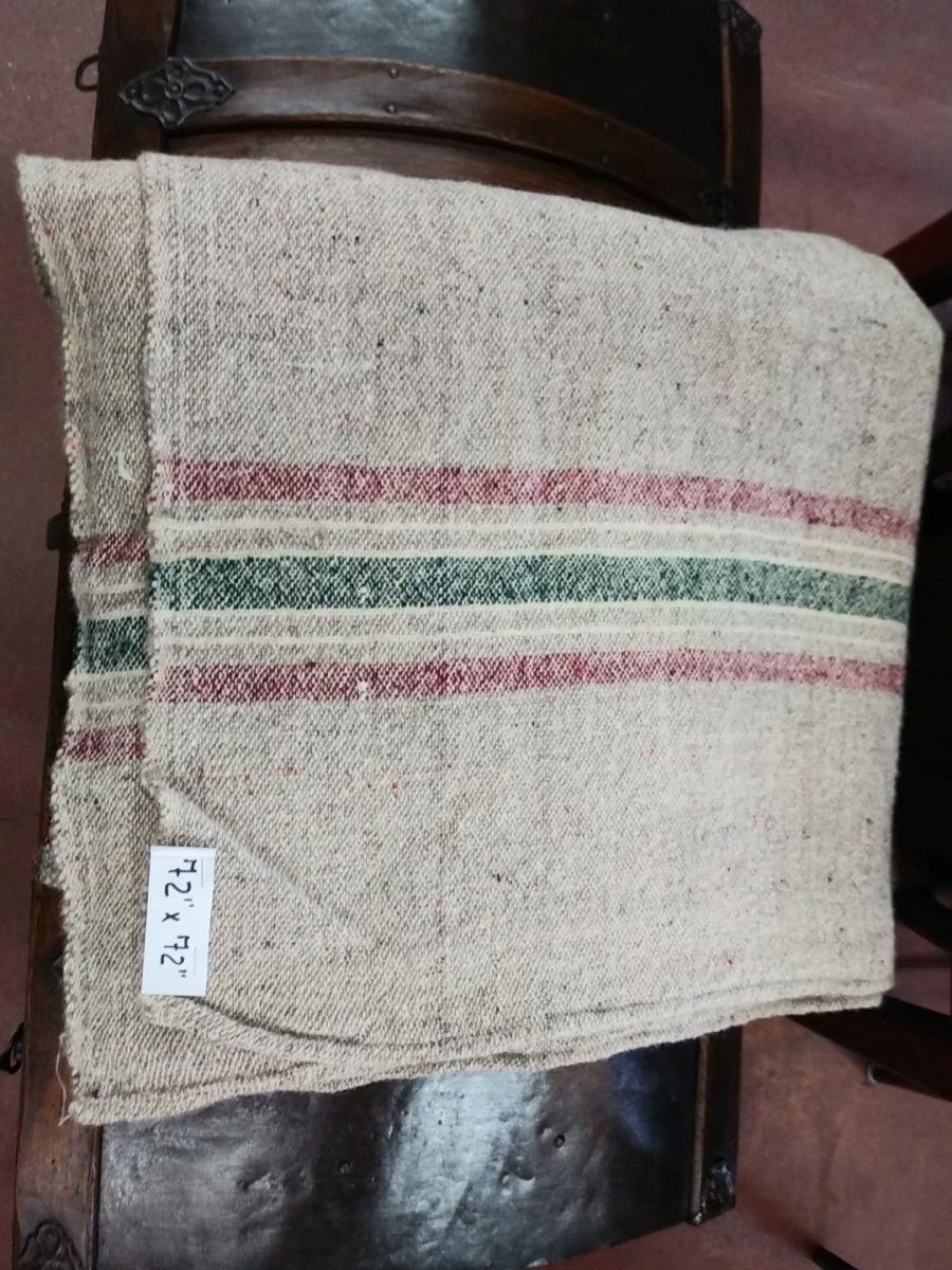 Très belle couvertures de laine 3
