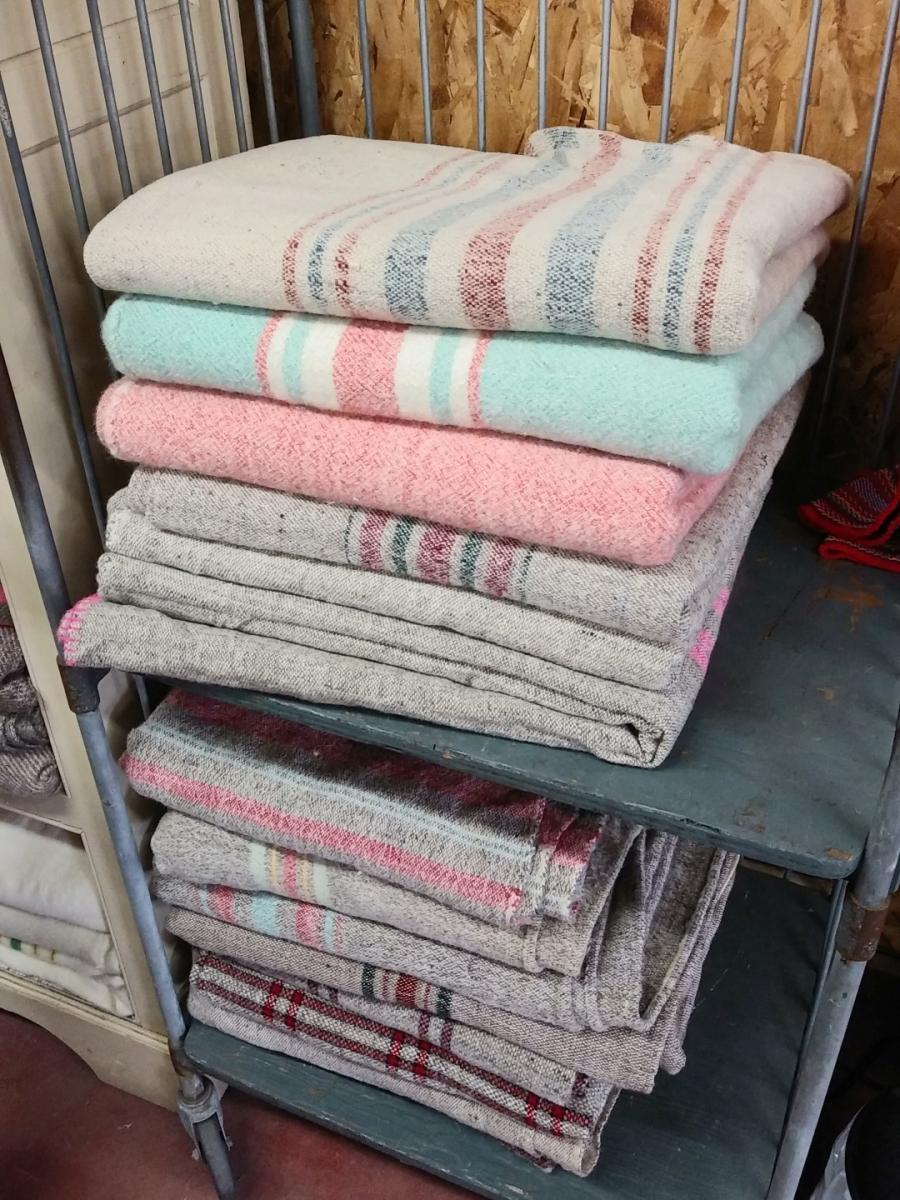 Très belle couvertures de laine 1