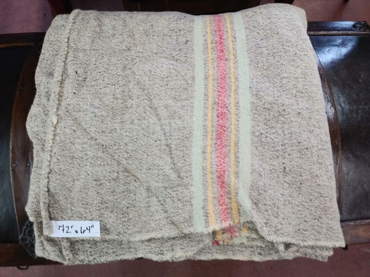 Très belle couvertures de laine 6