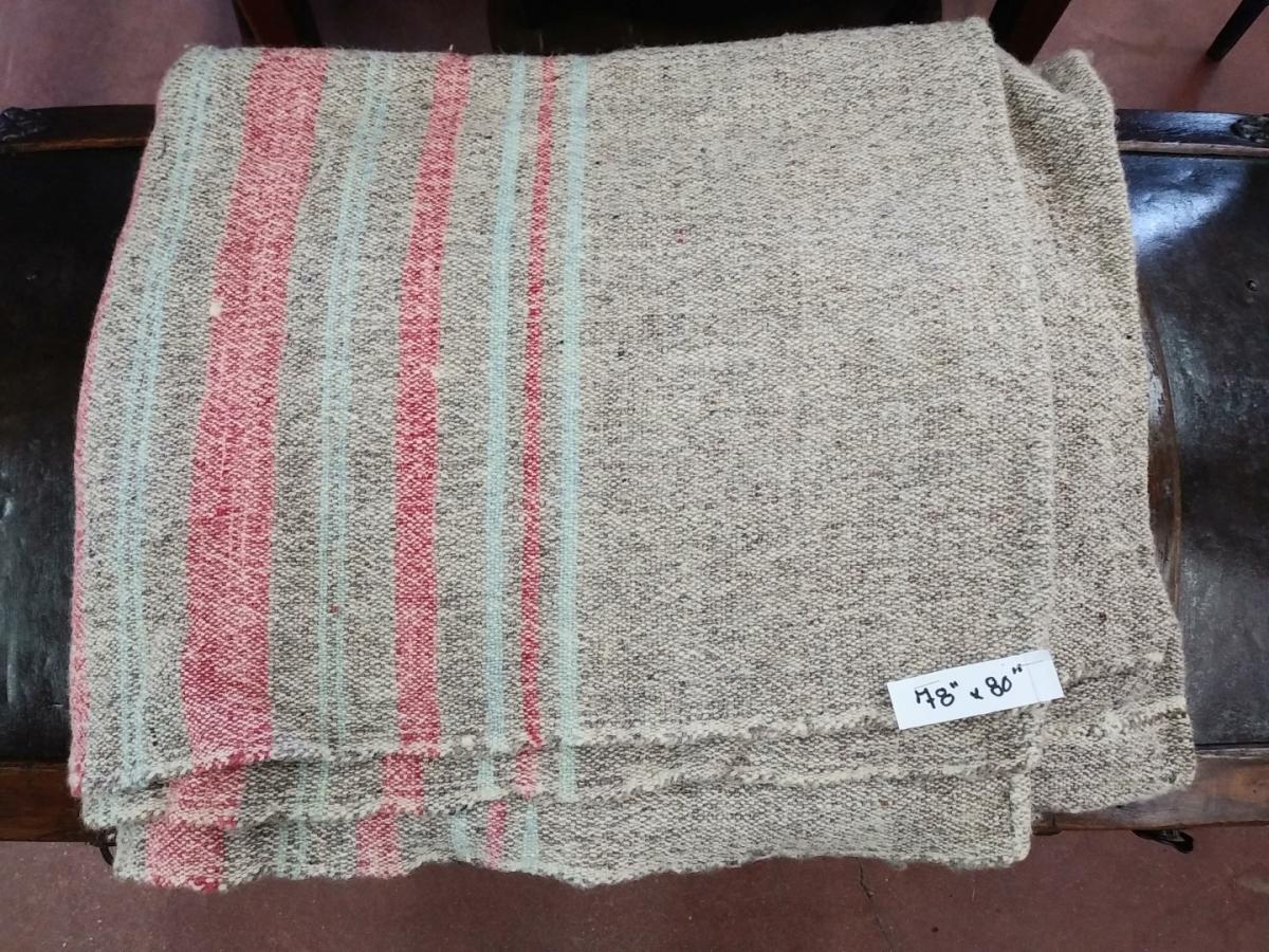 Wool blanket 8