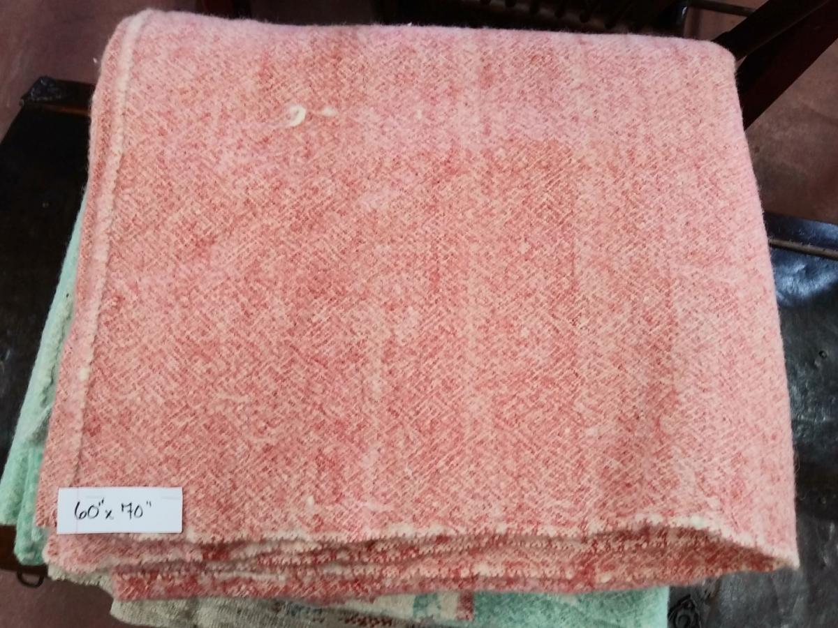 Wool blanket 9
