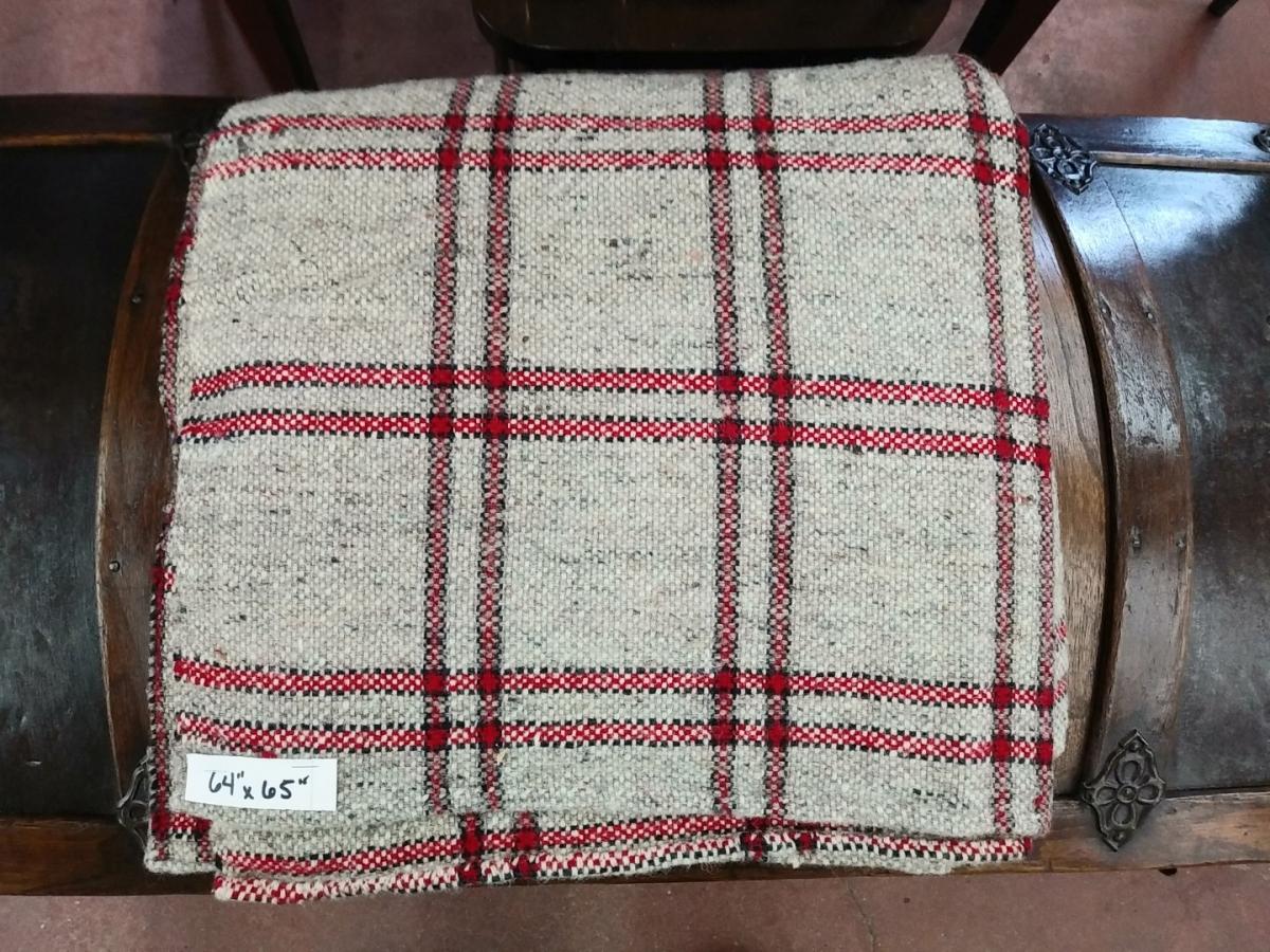 Très belle couvertures de laine 10