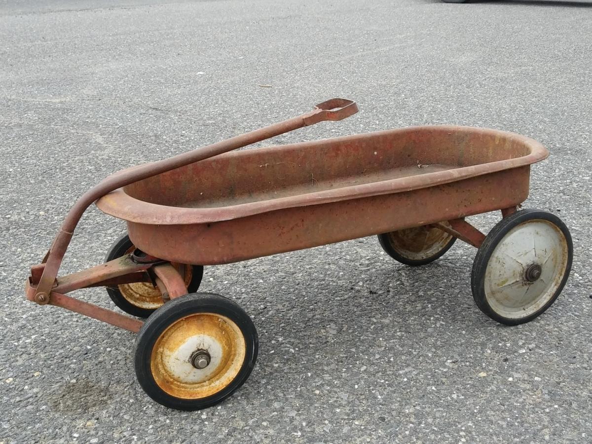 Voiturette express pour enfant, wagon  1