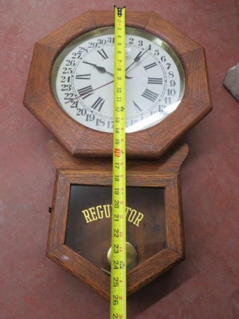 Horloge Arthur Pequegnat 2