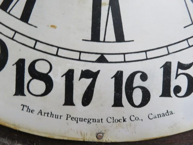 Horloge Arthur Pequegnat 4