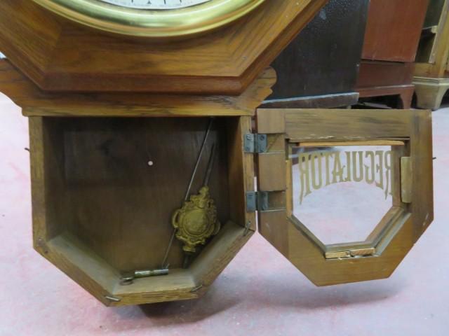 Horloge Regulator, E. Ingraham 5