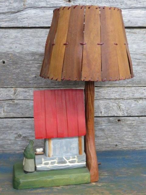 Lampe art-populaire 2
