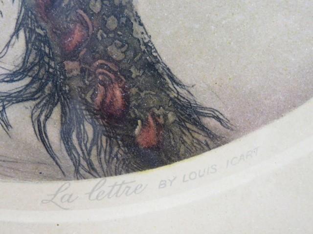 Lithographie de Louis Icart 5