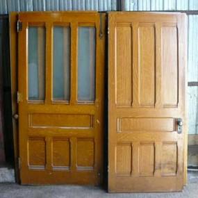 Lot de portes