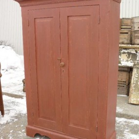 Antique pine cupboard, armoire