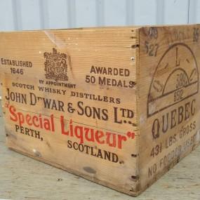 #42070 -  Scotch whisky box