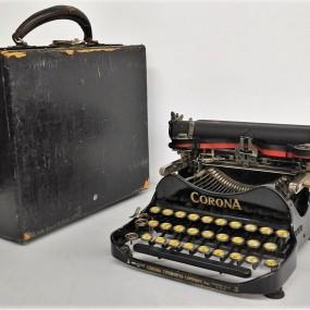#42097 -  Portative Corona typewritter