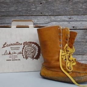 #42071 -  Mocassin boots