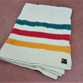 #42068 -  Old wool blanket