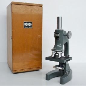 #42082 - 65$ Vintage microscope