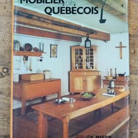 #37815 -  Livre sur le Mobilier Québécois