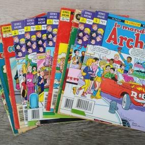 #38284 -  Bandes-dessinées Archie, bd