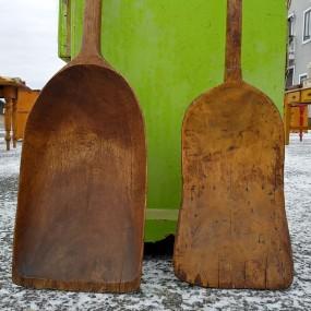 #38270 -  Pelles en bois ( celle de gauche vendu )