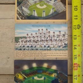 #39556 - 5$ ch. Baseball post cards