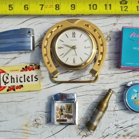#39534 -  Lot of collectible items