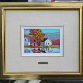 #23254 -  Peinture, tableau signé Vladimir Horik