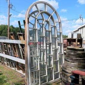 #23220 -  Châssis d'église, fenêtres d'église