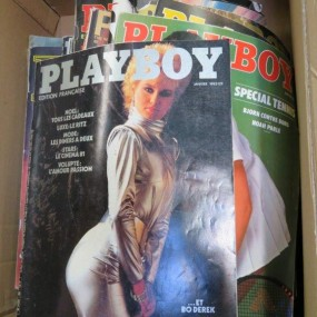 #27095 - 85$ Lot de magazine Playboy