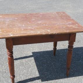 #27226 -  Table patte tournée de 100 ans