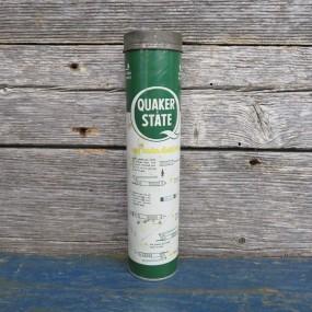 #27246 - 125$ Contenant de graise Quaker state