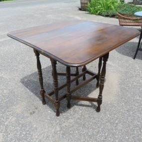 #27259 -  Table à panneaux