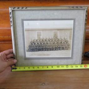 #27266 - 30$ Photo de militaires Canadiens