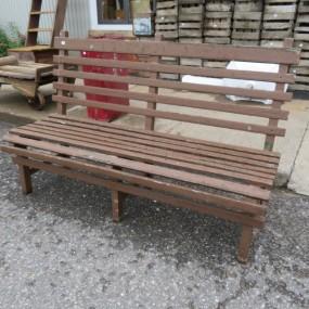 #27329 - 135$ Banc de parc en bois