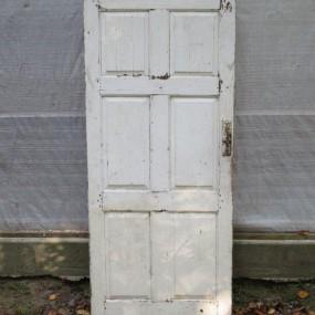 Très vieille porte de maison, 30.5 pouces x 68.5