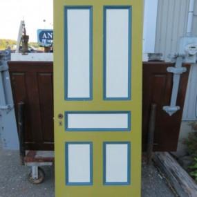 Porte de maison, poignée disponible, 34 pouces x 81