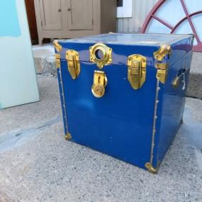 #27360 - 85$ Petit coffre, malle vintage, valise