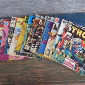 #27364 -  Lot de bandes dessinées