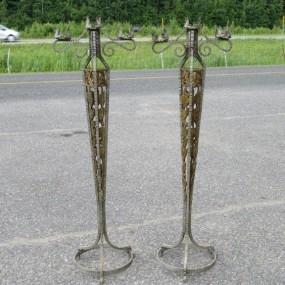 Magnifiques chandeliers