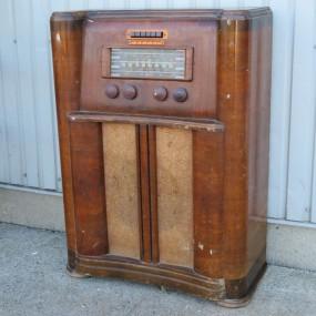 #23957 -  Ancien radio