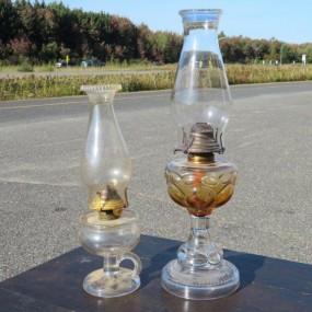 #23928 -  lampes à l'huile