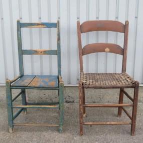 #23895 - 25$ ch. chaises