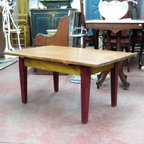 Petite table de salon, couleur d'origine