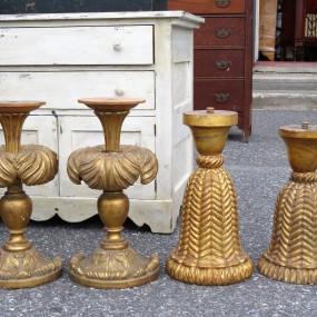 Sculptures Italiennes en bois