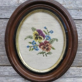 #25807 - 45$ Frame with art